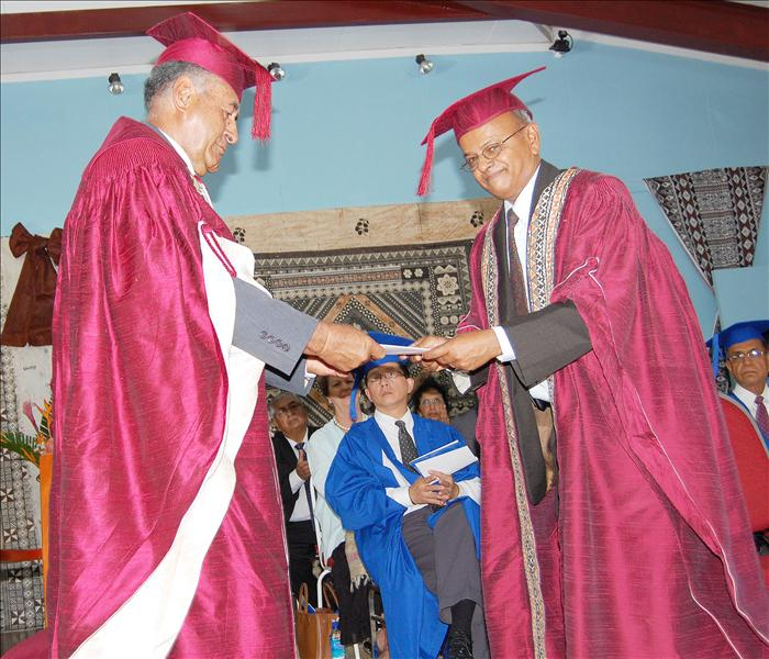 Nailatikau confident of educational excellence