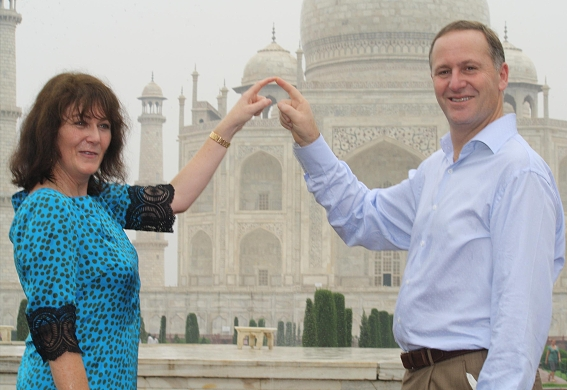 The marvel of romance inspires Key visitors