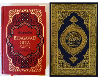 The confluence of Hinduism and Islam